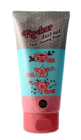 Holika Holika Pig-Clear Dust Out Pianka do mycia twarzy 150ml