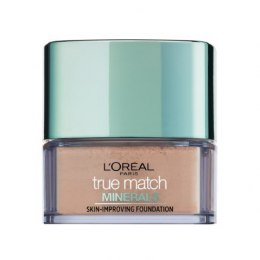 Loreal Puder mineralny True Match 1.W Golden Ivory 10g