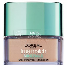 Loreal Puder mineralny True Match 1R/1C Rose Ivory 10g