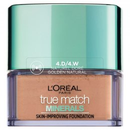 Loreal Puder mineralny True Match 4.D/4.W Golden Natural 10g