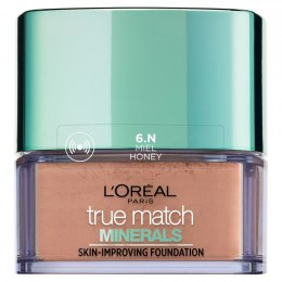 Loreal Puder mineralny True Match 6.N Honey 10g