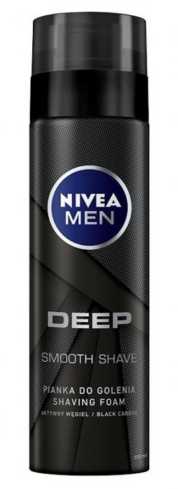 NIVEA MEN Pianka do golenia DEEP 200ml