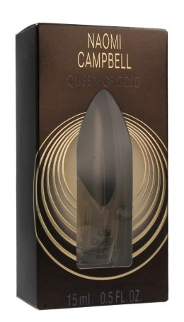 Naomi Campbell Queen of Gold Woda toaletowa 15ml