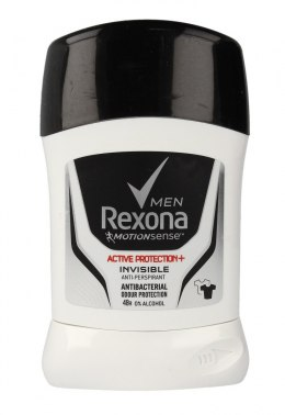 Rexona Motion Sense Men Dezodorant sztyft Active Protection+ Invisible 50ml
