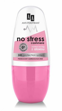 AA Dezodorant roll-on No Stress Cashmere 50ml