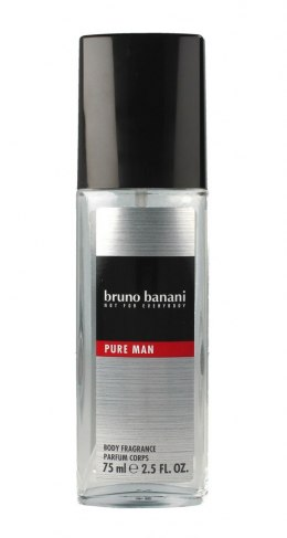 Bruno Banani Pure Man Dezodorant atomizer 75ml