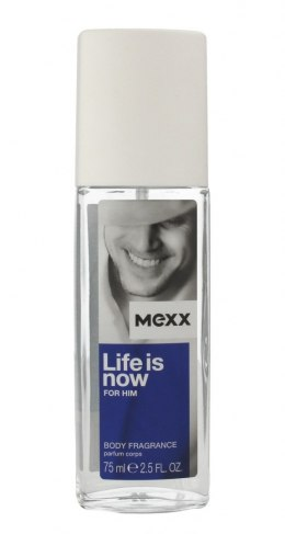 Mexx Man Life Is Now Dezodorant atomizer 75ml