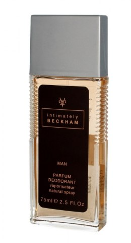 David Beckham Intimately Dezodorant naturalny spray 75ml