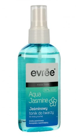 Evree Aqua Jasmine Tonik do twarzy jaśminowy - cera sucha 75ml