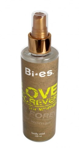 Bi-es Body Mist Mgiełka do ciała Love Forever Green 200ml
