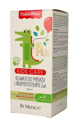 Fisher-Price Kids Care Oliwka do masażu i aromatoterapii 2w1 200ml