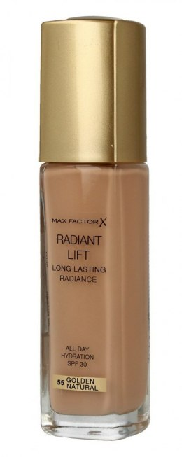 Max Factor RADIANT LIFT Podkład kryjący nr 55 Golden Natural 30ml