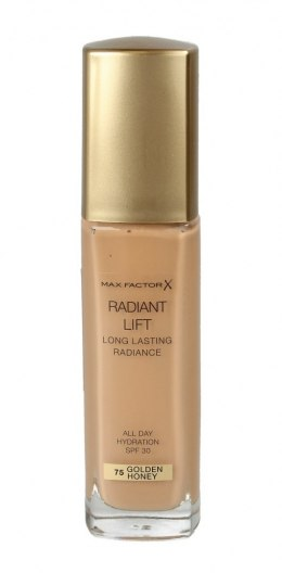 Max Factor RADIANT LIFT Podkład kryjący nr 75 Golden Honey 30ml
