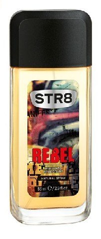 STR8 Rebel Dezodorant 85ml naturalny spray