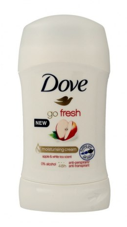 Dove Go Fresh Dezodorant sztyft 48h Apple & White Tea 40ml