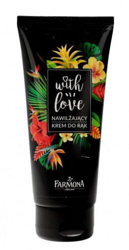 Farmona With Love Krem do rąk nawilżająco-odżywczy 100ml