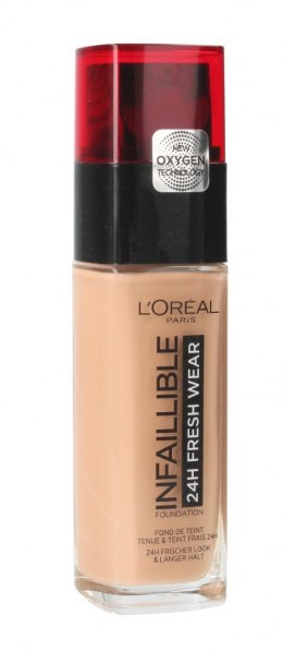 Loreal Podkład Infaillible 24H Fresh Wear nr 235 Honey 30ml