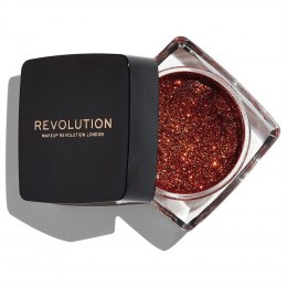 Makeup Revolution Glitter Paste Brokat w żelu Feels Like Fire 1szt