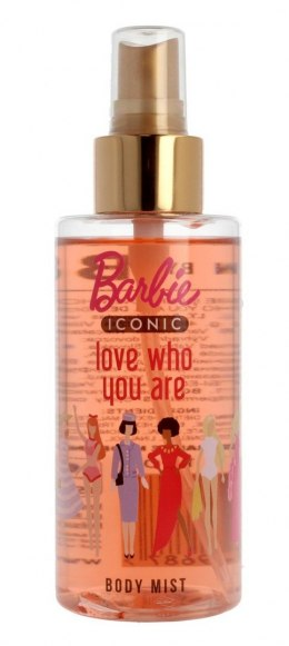 Bi-es Barbie Iconic Mgiełka zapachowa do ciała Love Who You Are 150ml