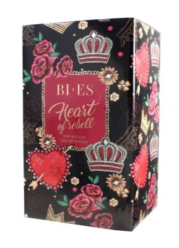 Bi-es Heart of Rebell Woda perfumowana 100ml