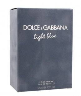 Dolce & Gabbana Light Blue Pour Homme Woda toaletowa 125ml