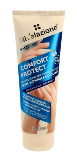 Farmona Nivelazione Hand Care Korneo-lipidowy Krem-kompres do dłoni Comfort Protect 100ml