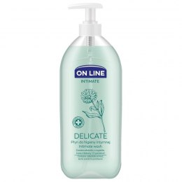 On Line Intimate Płyn do higieny intymnej Delicate z nagietkiem 500ml