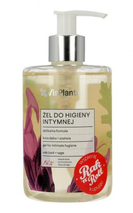 Vis Plantis Herbal Vital Care Żel do higieny intymnej Kora Dębu+Szałwia 300ml