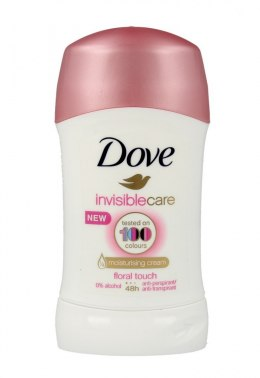 Dove Invisible Care Dezodorant sztyft Floral Touch 40ml