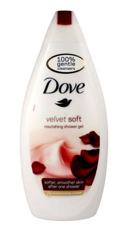 Dove Velvet Soft Żel pod prysznic 500ml