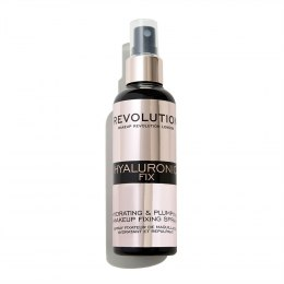 Makeup Revolution Utrwalacz makijażu Hyaluronic Fixing, 100 ml
