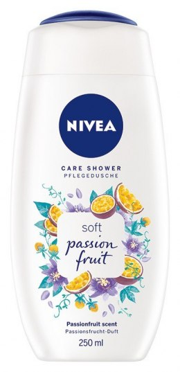 Nivea Care Shower Żel pod prysznic Soft Passion Fruit 250ml
