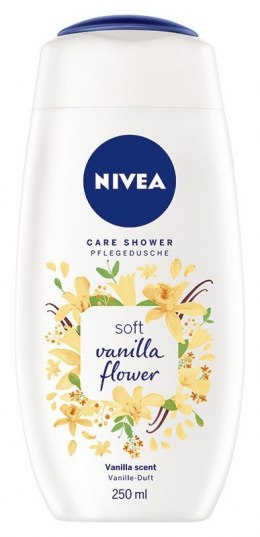 Nivea Care Shower Żel pod prysznic Soft Vanilla Flower 250ml