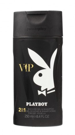Playboy Vip Men Żel pod prysznic 2in1 250ml
