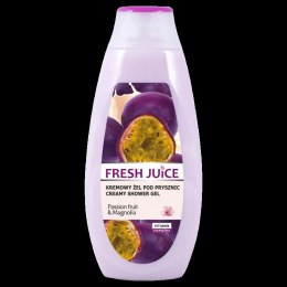 Fresh Juice Kremowy Żel pod prysznic Passion Fruit & Magnolia 400ml