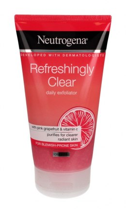 Neutrogena Refreshingly Clear Peeling do twarzy odświeżający 150ml
