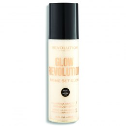 Makeup Revolution Glow Revolution Mgiełka rozświetlająca Eternal Gold 200ml