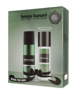 Bruno Banani Zestaw prezentowy Made For Men (deo spray 150ml+deo atomizer 75ml)