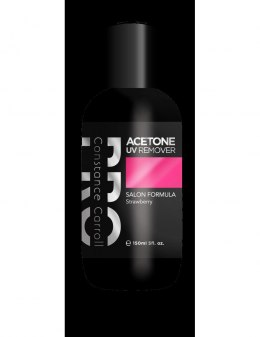 Constance Carroll Pro Zmywacz acetonowy Acetone UV Remover Strawberry 150ml