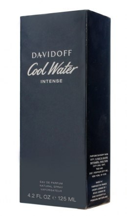 Davidoff Cool Water Intense Woman Woda perfumowana 125ml