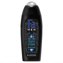 Fa Men Polynesia Elements Żel pod prysznic 3in1 Tropic Storm 400ml
