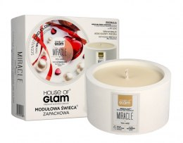 House Of Glam Modułowa Świeca zapachowa Miracle You Are! 200g