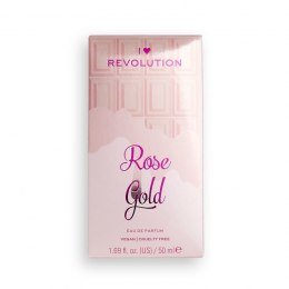 I Heart Revolution Eau de Parfum Rose Gold woda perfumowana 50ml