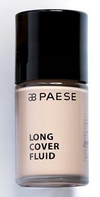 PAESE LONG COVER FLUID 30ml 01 jasny beż