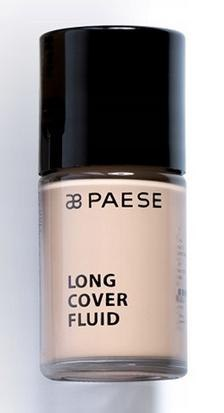 PAESE LONG COVER FLUID 30ml 2,5 ciepły beż