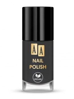 AA Nail Polish Lakier do paznokci nr 07 Black Pepper 8ml