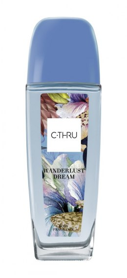 C-THRU Wanderlust Dream Dezodorant naturalny spray 75ml