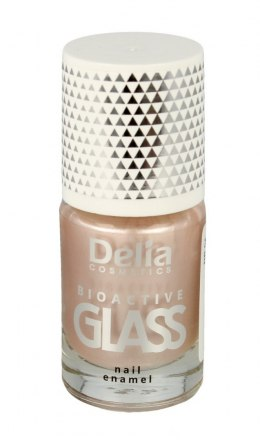 Delia Cosmetics Bioactive Glass Emalia do paznokci nr 04 11ml