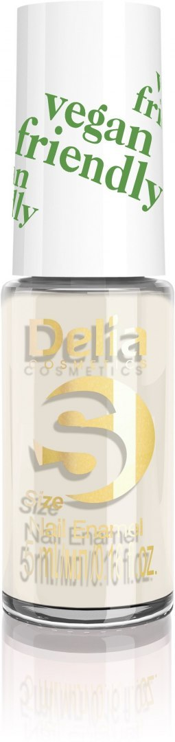 Delia Cosmetics Vegan Friendly Emalia do paznokci Size S nr 206 Lola 5ml