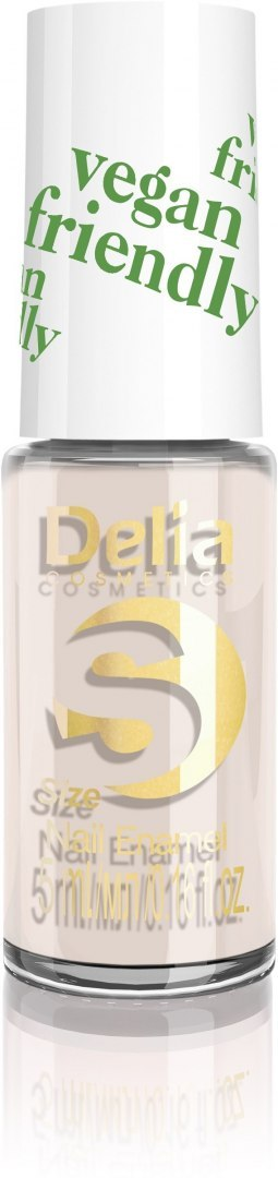 Delia Cosmetics Vegan Friendly Emalia do paznokci Size S nr 207 Nude to Me 5ml